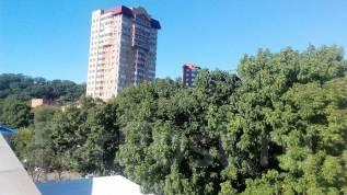 3-комнатная, улица Пограничная 2. Пограничная, агентство, 58 кв.м. Вид из окна днем