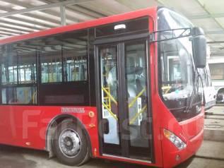 Zhong Tong LCK6103G-2. Городской автобус Zhongtong 2017 года выпуска, 6 500 куб. см., 80 мест