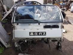 Ноускат. Nissan Atlas, P4F23 Двигатель TD27