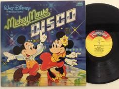 Disco! Диско Микки Маус - Mickey Mouse Disco - 1980 JP LP