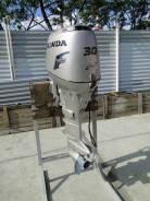 Honda. 30,00л.с., 4х тактный, бензин, нога L (508 мм), Год: 2006 год