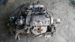 Двигатель в сборе D15B с коробкой автомат и навесным