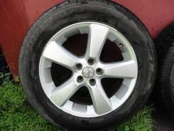 Оригинальные колеса Lexus RX 235/60/18. 7.0x18 5x114.30 ET35 ЦО 60,1мм.