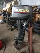 Suzuki. 9,90л.с., 2х тактный, бензин, нога L (508 мм), Год: 2005 год