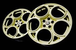 Alfa Romeo. 7.5x17, 5x100.00, ET39