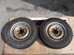 Dunlop Graspic DS-V. Всесезонные, 2003 год, износ: 5%, 2 шт