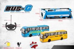Радиоуправляемые автобусы.