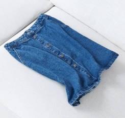 Юбки джинсовые. 48, 50