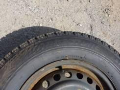 Bridgestone Blizzak. Зимние, без шипов, 2016 год, износ: 5%, 2 шт