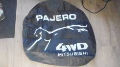 Чехол для запасного колеса. Mitsubishi: RVR, Airtrek, Lancer, Pajero Pinin, Lancer Cedia, Pajero iO Двигатели: 4G93, 4G94