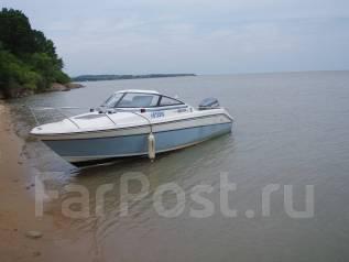 Yamaha FR-21. Год: 1995 год, длина 6,30м., двигатель подвесной, 115,00л.с., бензин