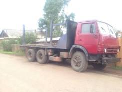 Камаз. лесовоз, 240 куб. см., 16 000 кг.