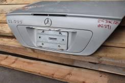 Крышка багажника. Mercedes-Benz CL-Class