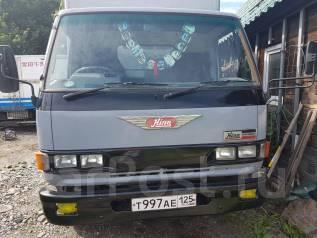 Hino Ranger. 1989, 5 759 куб. см., 5 000 кг.