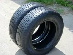 Bridgestone Dueler H/T 684II. Всесезонные, износ: 50%, 2 шт