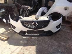 Бампер передний в сборе Mazda CX-5 KE 2012-2017