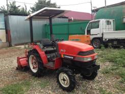 Yanmar. Продам японский мини-трактор F7