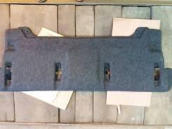 Панель пола багажника. Toyota Ractis, NCP100, NCP105, SCP100