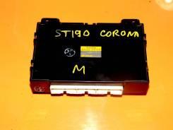 Блок управления климат-контролем. Toyota Corona, AT190, CT190, CT195, ST190, ST191, ST195 Toyota Caldina, CT190, CT190G, ST190, ST190G, ST191, ST191G...