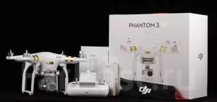 Квадрокоптер DJI Phantom 3 SE (4к) Новый! Гарантия 1год !. Под заказ