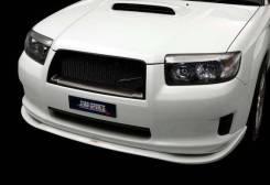Сплиттер. Subaru Forester, SG6, SG5, SG, SG69, SG9L, SG9