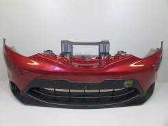 Бампер передний под омыв. фар nissan qashqai j11 14- б/у 620224ef0h. Nissan Dualis Nissan Qashqai, J11. Под заказ