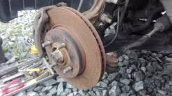 Ступица. Nissan Tiida, NC11 Двигатель HR15DE