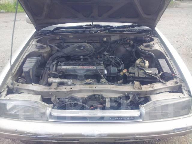 Toyota Carina. AT170, 5AF