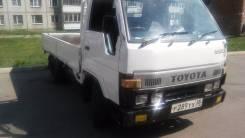 Toyota Town Ace. Отс, 3 300 куб. см., 1 500 кг.