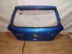 Дверь багажника. Peugeot 307