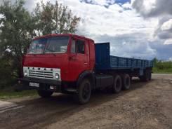 КамАЗ 5410. Продается грузовик Камаз с полуприцепом, 1 085 куб. см., 20 000 кг.