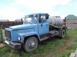 ГАЗ 3307. ГАЗ-3307 Ассенизатор, 4 250 куб. см.