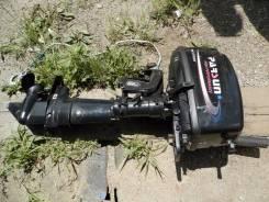 Parsun. 4,00л.с., 2-тактный, бензиновый, нога S (381 мм), Год: 2015 год