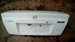 Крышка багажника. Mazda Familia, BJ3P
