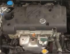 Двигатель в сборе. Nissan Primera, P12E, P12 Двигатель QG18DE