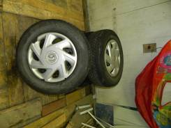 Продам комплект колес. 6.0x15 5x114.30 ET40
