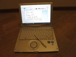 "Panasonic Toughbook CF-C1. 12"", ОЗУ 4096 Мб, диск 240 Гб, WiFi, Bluetooth, аккумулятор на 2 ч."