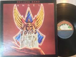 HARD! Энджел / Angel - Helluva Band - JP LP 1977
