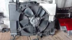 Радиатор охлаждения двигателя. Nissan Tiida, NC11 Двигатель HR15DE
