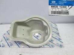 Панель топливной горловины hyundai getz 05-. Hyundai Getz. Под заказ
