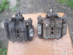 Суппорт тормозной. Honda CR-V, CBA-RD7, CBA-RD6, RD7 Двигатели: N22A2, K24A