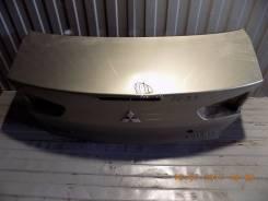 Крышка багажника. Mitsubishi Lancer
