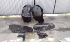 Защита двигателя. Toyota Camry, ACV30, ACV30L Двигатель 2AZFE