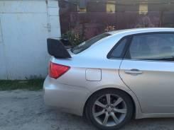 Спойлер. Subaru Impreza WRX STI, GE, GRB, GRF, GR Subaru Impreza, GH, GVF, GRB, GH8, GE6, GE7, GRF, GE, GH2, GH3, GVB, GE2, GE3, GH6, GH7 Subaru Impre...