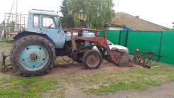 МТЗ 80. Продается трактор в комплекте