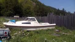 Yamaha Fish 22. Год: 1994 год, длина 7,20м., двигатель подвесной, бензин