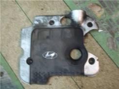 Накладка декоративная (на ДВС) Hyundai Santa Fe 2005-2012