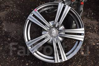 RS Wheels. 7.0x16, 4x100.00, 4x114.30, ET40, ЦО 73,0мм.