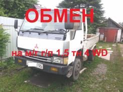 Mitsubishi Canter. Продается грузовик 4WD мостовой, 4 200 куб. см., 3 000 кг.