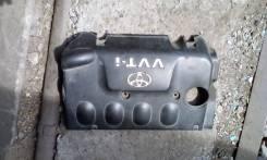 Крышка двигателя. Toyota Funcargo, NCP20 Двигатель 2NZFE